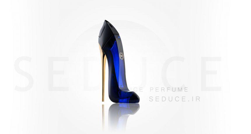 Seduce women Girl Blue برند :Seduce بوی مشابه :  Good GirlCarolina Herrera