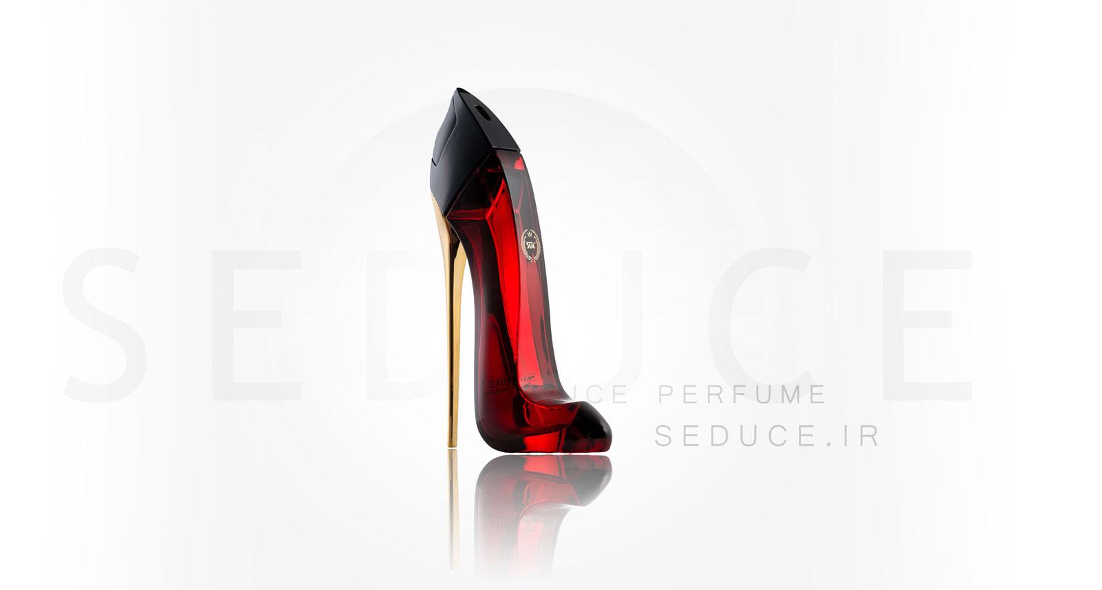 Seduce women Girl Red برند :Seduce بوی مشابه :  Paradiso Roberto Cavalli
