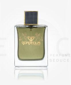 ادکلن مردانه جورجیوس مشکی Gorgeous Black Men Perfume برند :Gorgeous بوی مشابه :Interlude Amouage