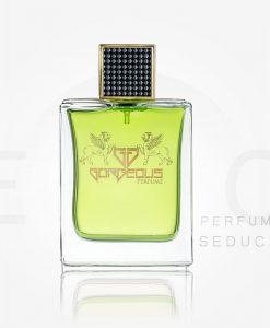 ادکلن مردانه جورجیوس سبز تیره Gorgeous Dark Green Men Perfume برند :Gorgeous بوی مشابه : Aventus Creed