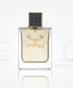 ادکلن مردانه جورجیوس سفید Gorgeous White Men Perfume برند :Gorgeous بوی مشابه : Bad Diesel perfume