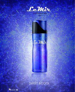 اسپری بدن لمیر اسپرت LEMIR SPORTS Body Spray