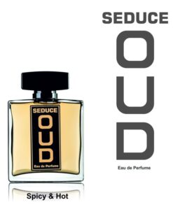 ادکلن عود سیاه سدیوس Seduce Oud black
