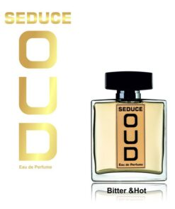 ادکلن عود طلایی سدیوس Seduce Oud gold